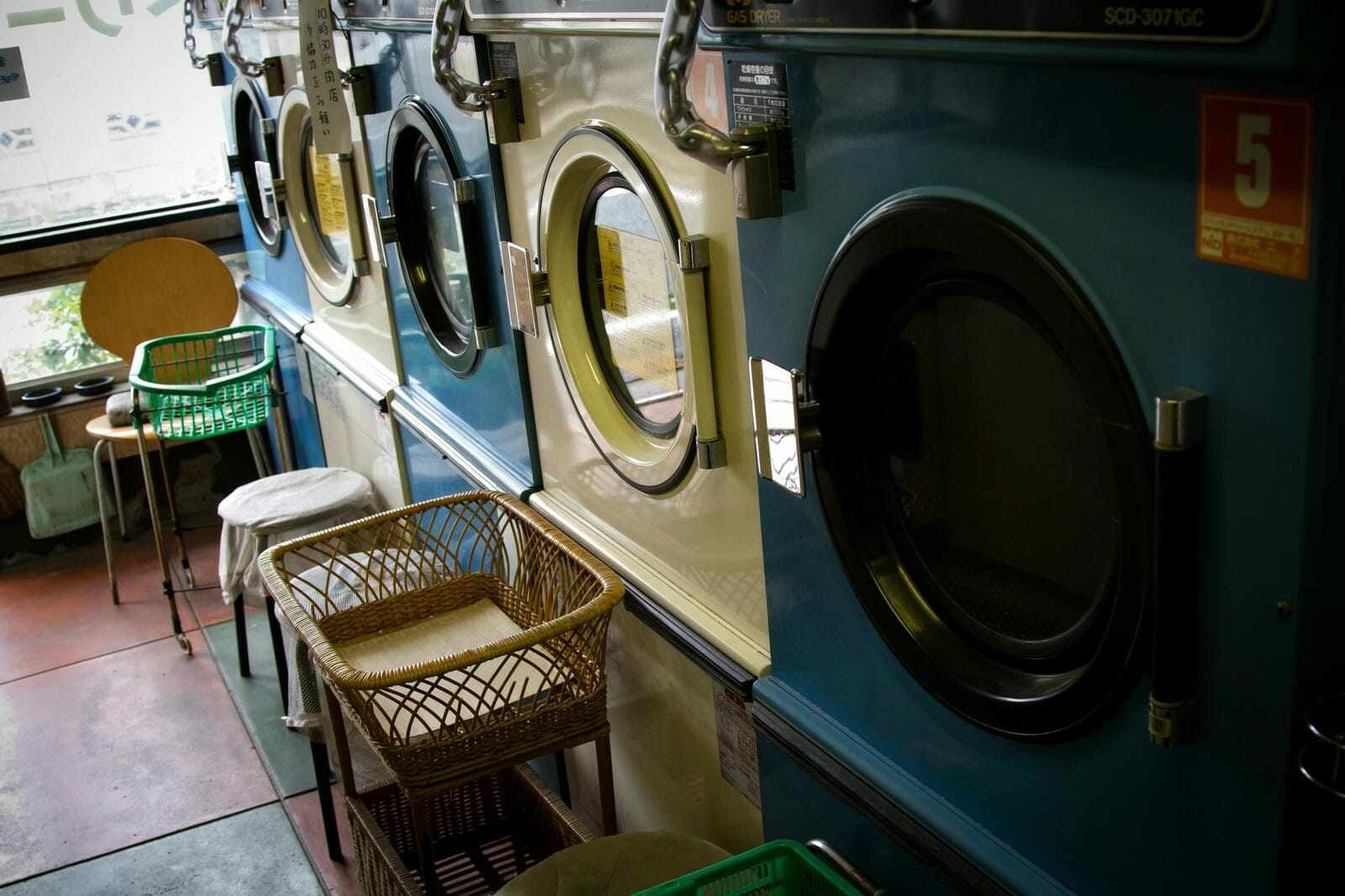 冬の入浴前にバスタオルを洗濯乾燥機で温める使い方