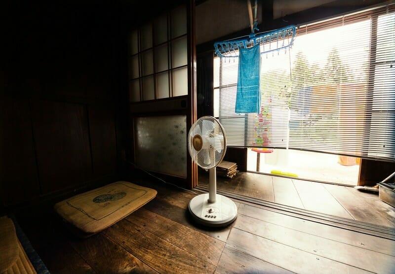 【検証】自然の風の扇風機 コアンダエアを使ってみた