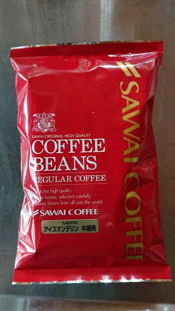 水出しコーヒー作り三回目【澤井珈琲アイスマンデリン】