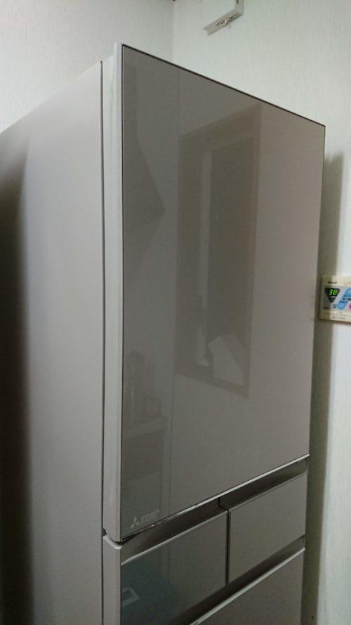 三菱冷蔵庫MR-B46D