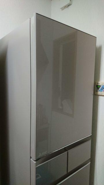 三菱冷蔵庫MR-B46Dに買い替えて1カ月半過ぎました【レビュー】