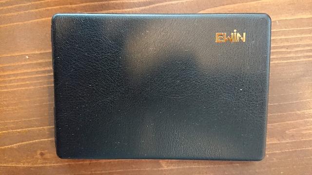 Ewin折り畳みキーボード(折り畳み)