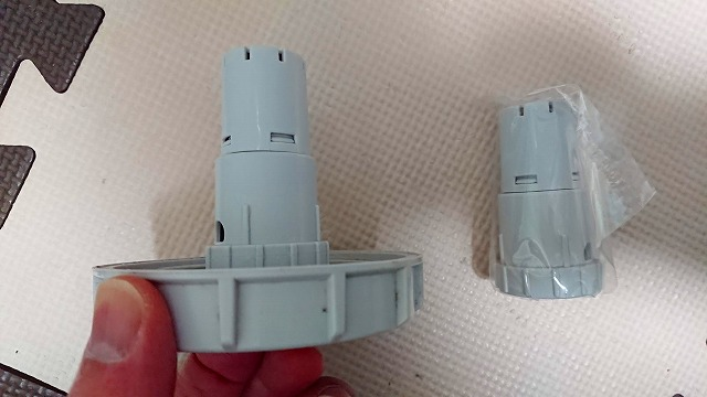 シャープ空気清浄器KC-D40-Wのフィルターのお手入れ方法