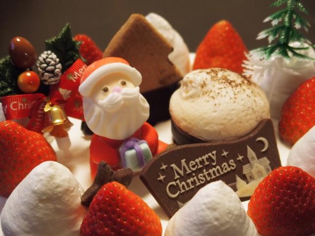【まだ間に合う】子供が喜びそうなクリスマスケーキを予約しなきゃ!【2019年】