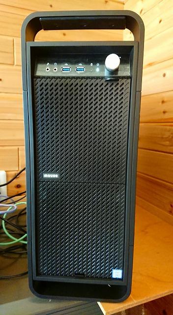 【DAIV-DGZ531S4-M2SH2-VRレビュー】建築3DCADに対応できるデスクトップクリエイターPC