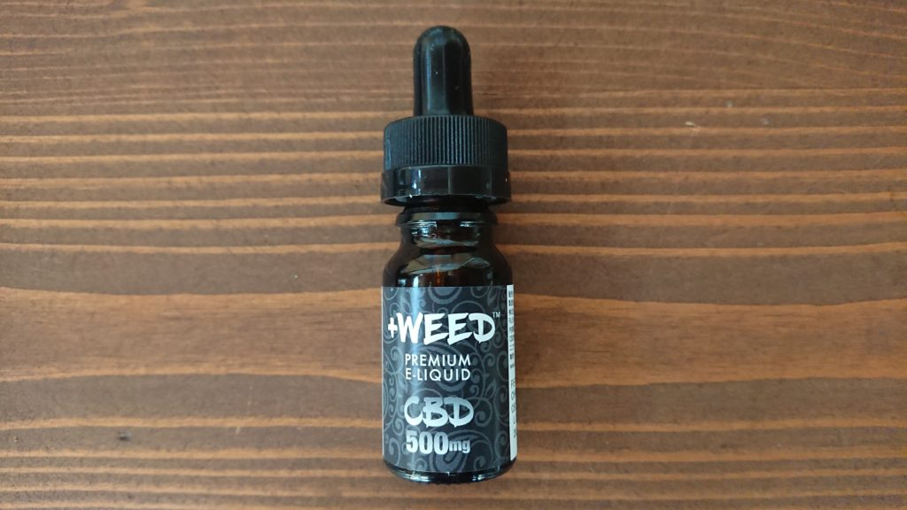 +WEED CBDリキッド5%
