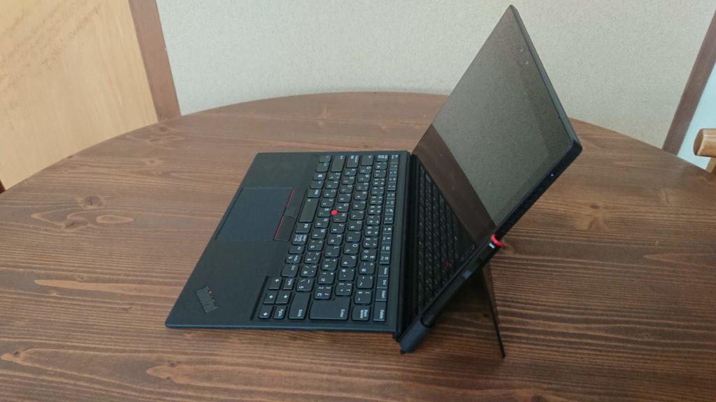 【ThinkPad X1 Tabletレビュー】Corei7搭載の2in1のタブレットPCはビジネスでもテレワークにも使えそうです!