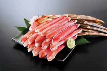 12/28までの注文で、まだ間に合う!【かに本舗】の生ズワイガニを食べよう!