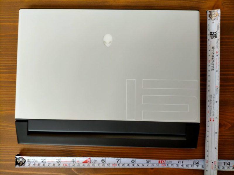 Alienware-m15R3採寸