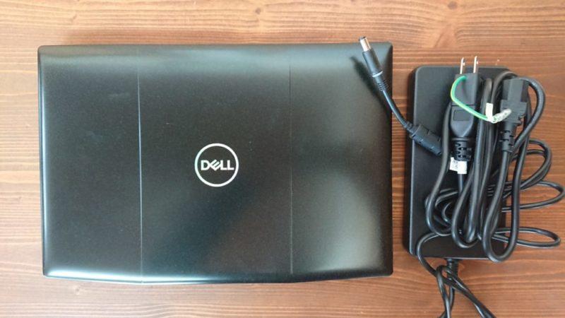 DELL G5 15本体+電源アダプター
