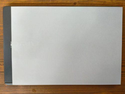 DAIV 4N A4用紙と比較