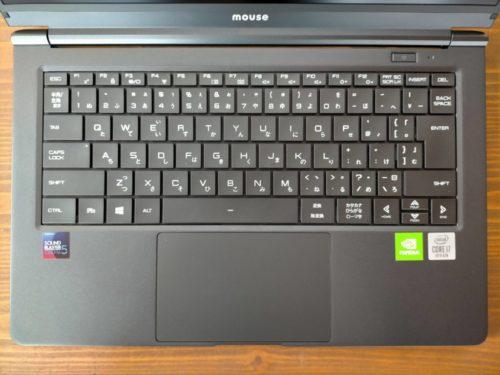 DAIV 4Nキーボード