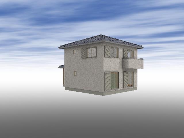 建築3DCAD-パース